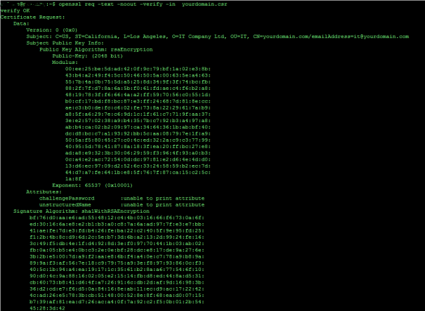 Configuring an SSL Certificate on a HAProxy Load Balancer | Evening ...