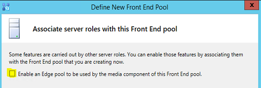 edge pool uncheck